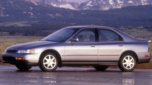 The most stolen car in 2010 and 2011? The 1994 Honda Civic